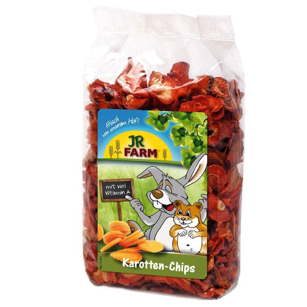 JR Farm Chips di carote -