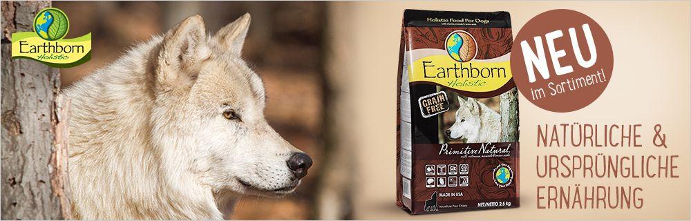 Earthborn Holistic Hundefutter günstig bei zooplus