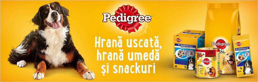 Pedigree hrană câini