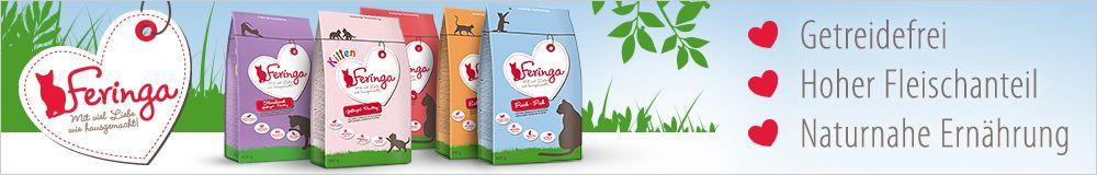 Feringa Trockenfutter für Katzen