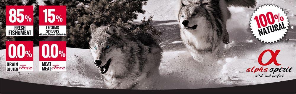 Entdecken Sie jetzt Alpha Spirit - wild & perfect - 100% natural!