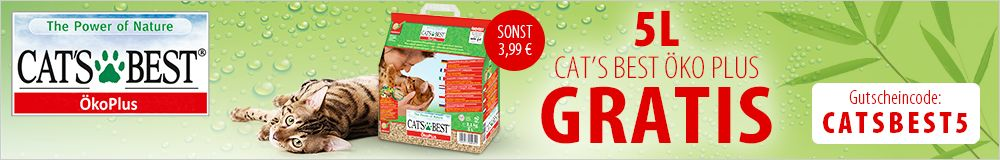 Cat's Best gratis testen!