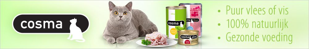 cosma kattenvoer