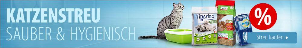 Jetzt Katzenstreu Angebote entdecken!