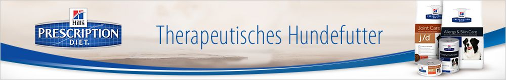 Therapeutisches Hundefutter