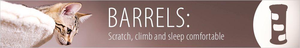 Scratching Barrels!