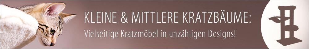 Vielseitige Kratzmöbel in unzähligen Designs!