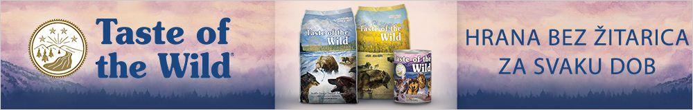 Taste of the Wild izbor za svakog ljubimca!
