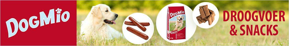 DogMio hondenvoer en snacks