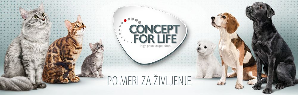 Concept for Life top znamke