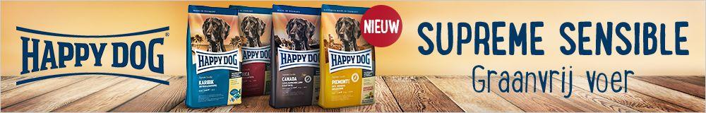 graanvrij voer voor je hond