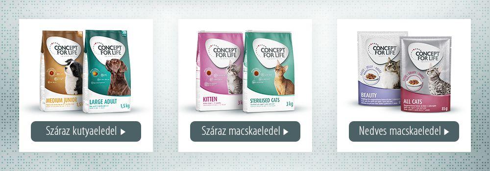 Concept for Life Top márka shop