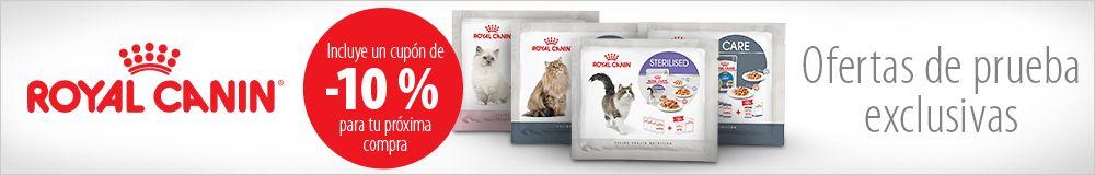 Ofertas de prueba Royal Canin comida húmeda para gatos