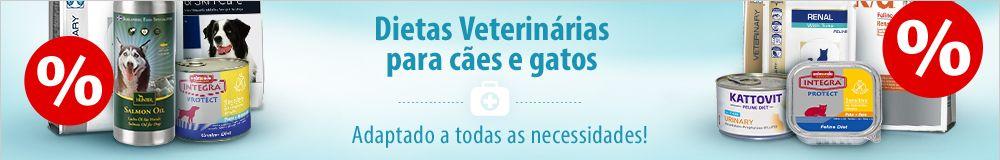 Dietas veterinárias cães e gatos