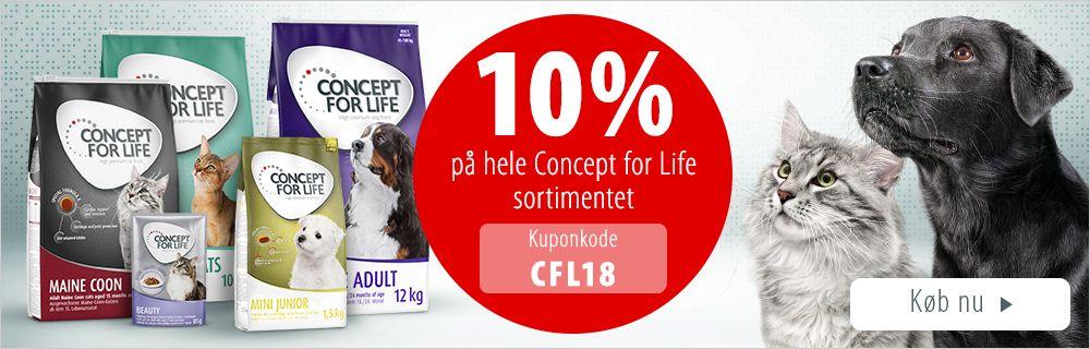 Concept for Life shop