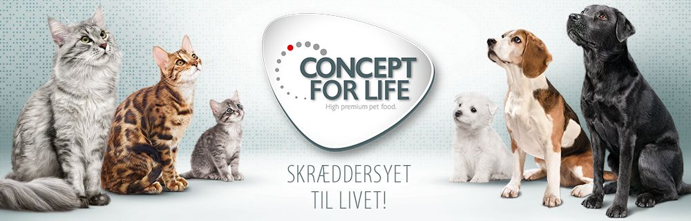 Concept for Life shop