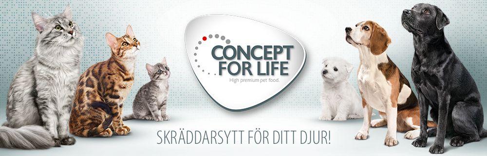 Concept for Life Toppmärken