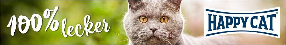 Entdecken Sie die Vielfalt von HAPPY CAT!