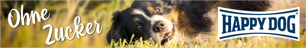Entdecken Sie die Vielfalt von HAPPY DOG!