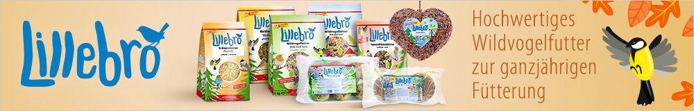 Lilebro Wildvogelfutter günstig kaufen!