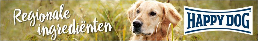 Ontdek Happy Dog hondenvoer