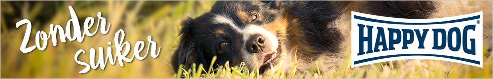 Happy Dog natvoer voor honden