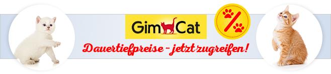 GimCat Shiny Cat Katzenfutter
