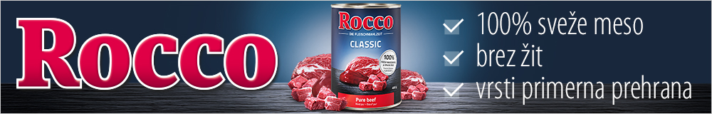 rocco hrana za pse