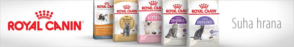 Royal Canin suha hrana za mačke
