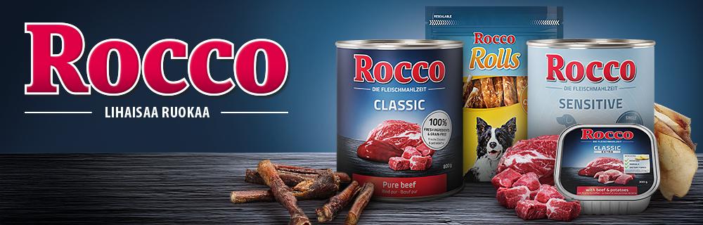 Rocco - lihaisaa ruokaa