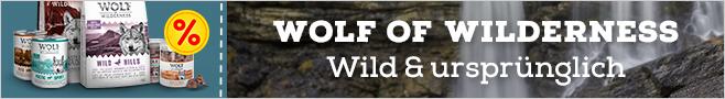 Wolf of Wilderness Trockenfutter