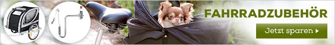 Fahrreadzubehoer fuer Hunde