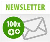 100 points bonus offers pour l'inscriptio à la Newsletter Coupon