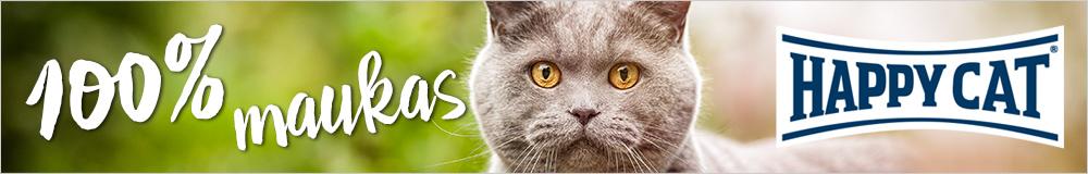 100% maukas - Happy Cat