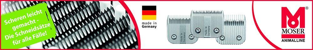 Jetzt mit Moser Schermaschinen & Co. perfekt ausgestattet sein!