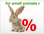 Special Offers: Small Animal Supplies & Accessories