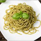 Spaghetti mit Pesto Rezept