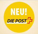 NEU: Versand per Schweizerische Post