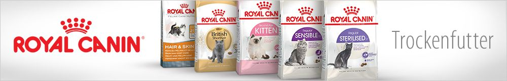 Royal Canin Trockenfutter!