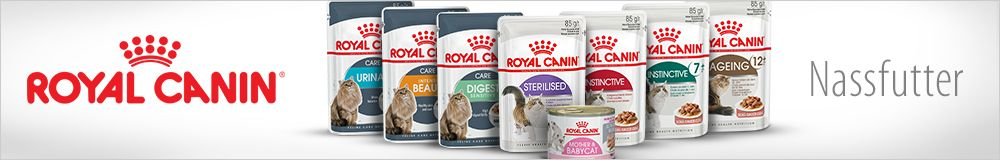 Royal Canin Nassfutter!