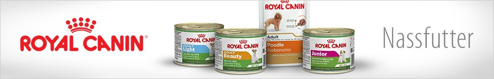 Royal Canin Nassfutter!
