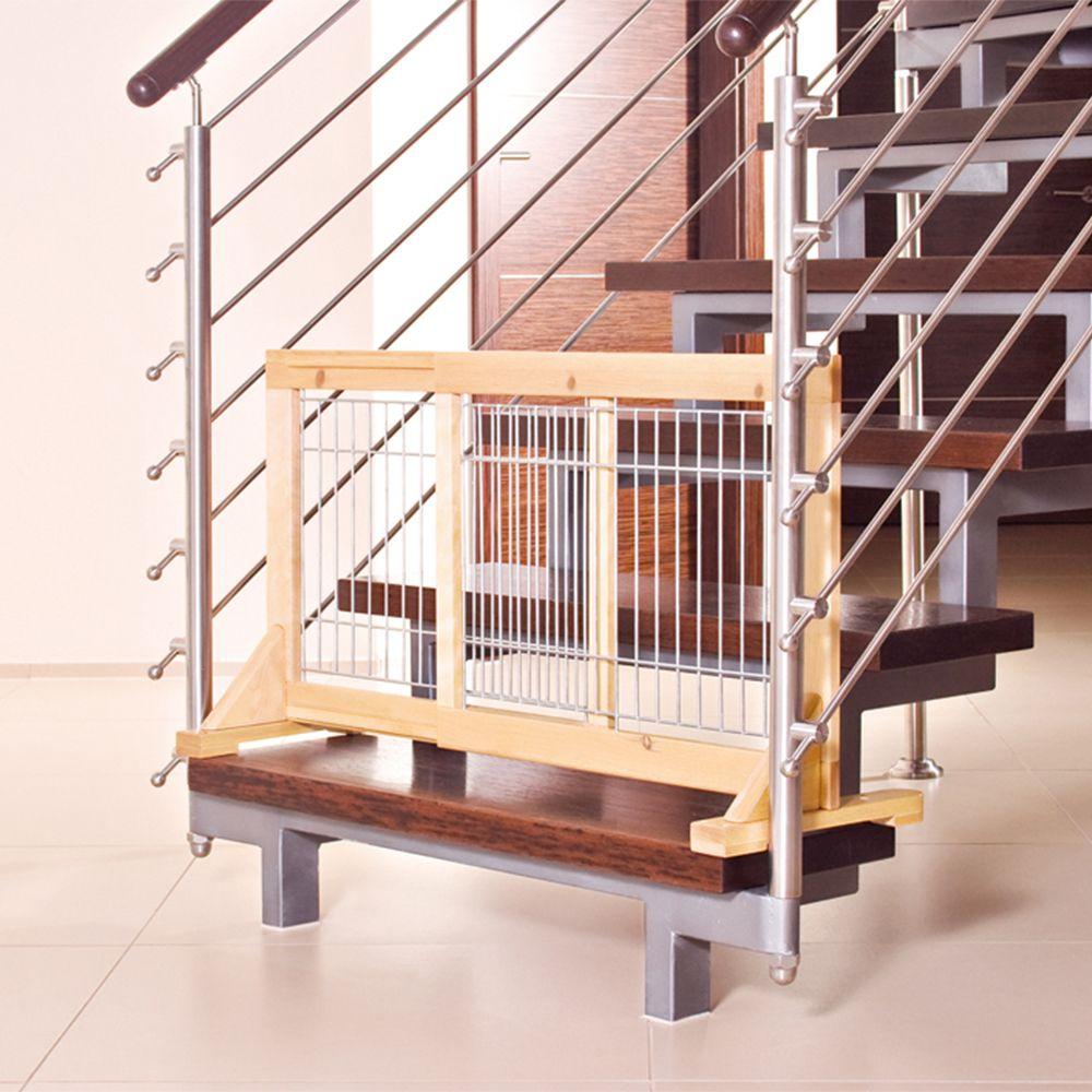 Trixie Mesh Dog Barrier - 63-108 x 50 cm (L x H)