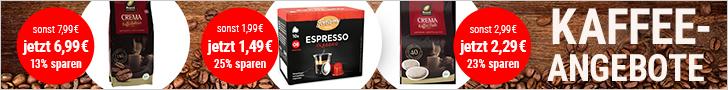 Beyers Kaffeeangebote