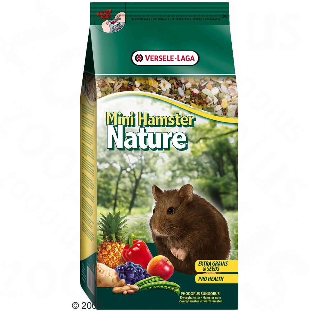 Mini Hamster Nature - 400