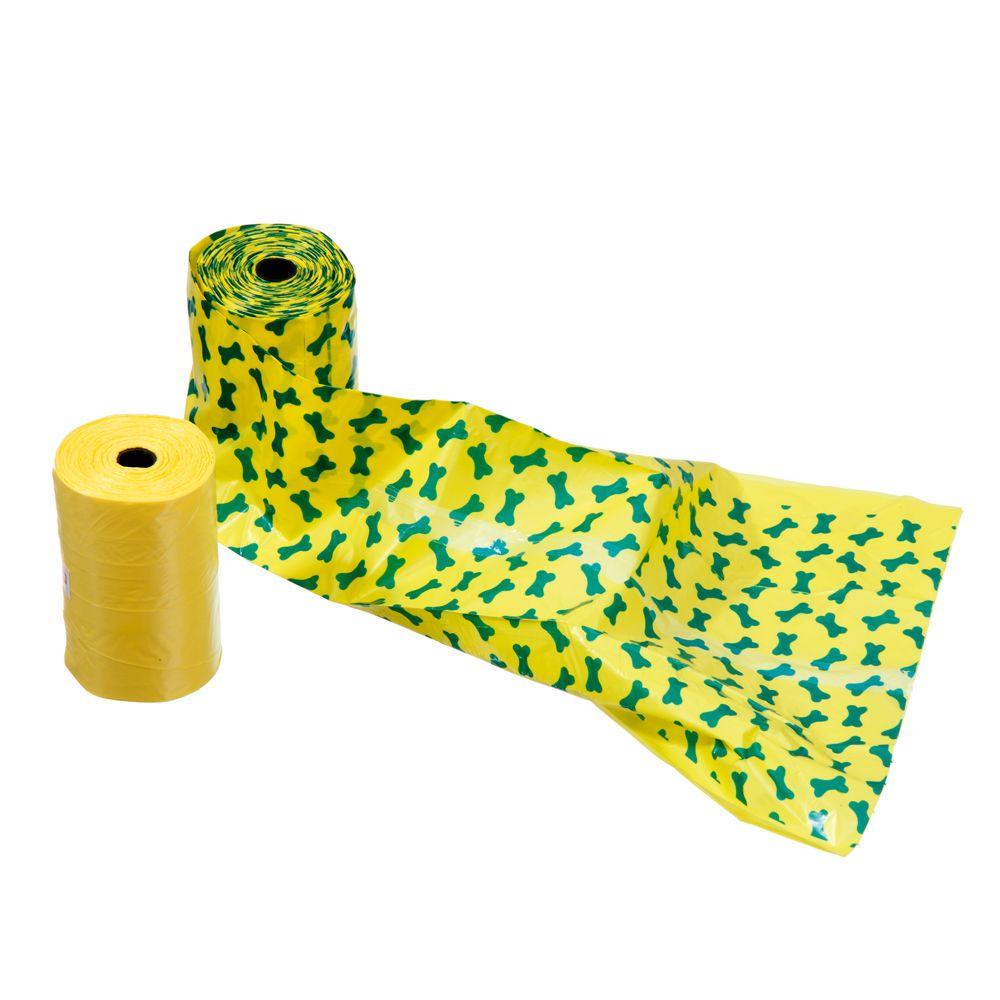 Karlie Dog Poop Bags - 1 x 2 Rolls of 20 bags