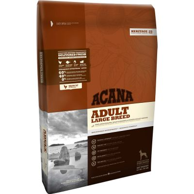 Taste Of The Wild Puppy Food >> Acana Adult Large Breed | Great deals at zooplus!