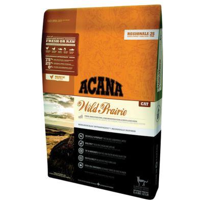 Acana regionals wild prairie dry cat food top prices at for Acana wild prairie dog food