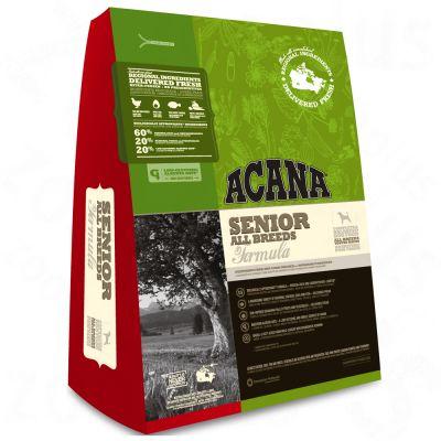 Reviews On Acana Senior Dry Dog Food