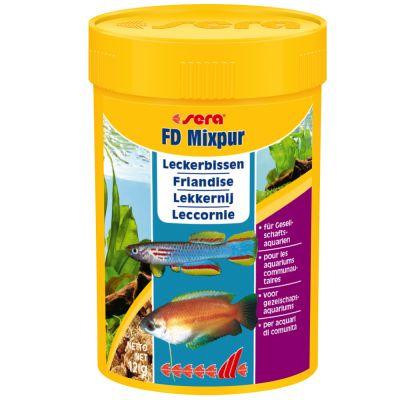 Aliment pour poissons sera fd mixpur prix avantageux for Aliment pour poisson