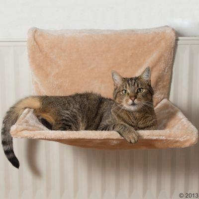 Amaca da calorifero per gatti fai da te trattamento - Cucina casalinga per gatti ...